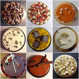 Les desserts de Julien